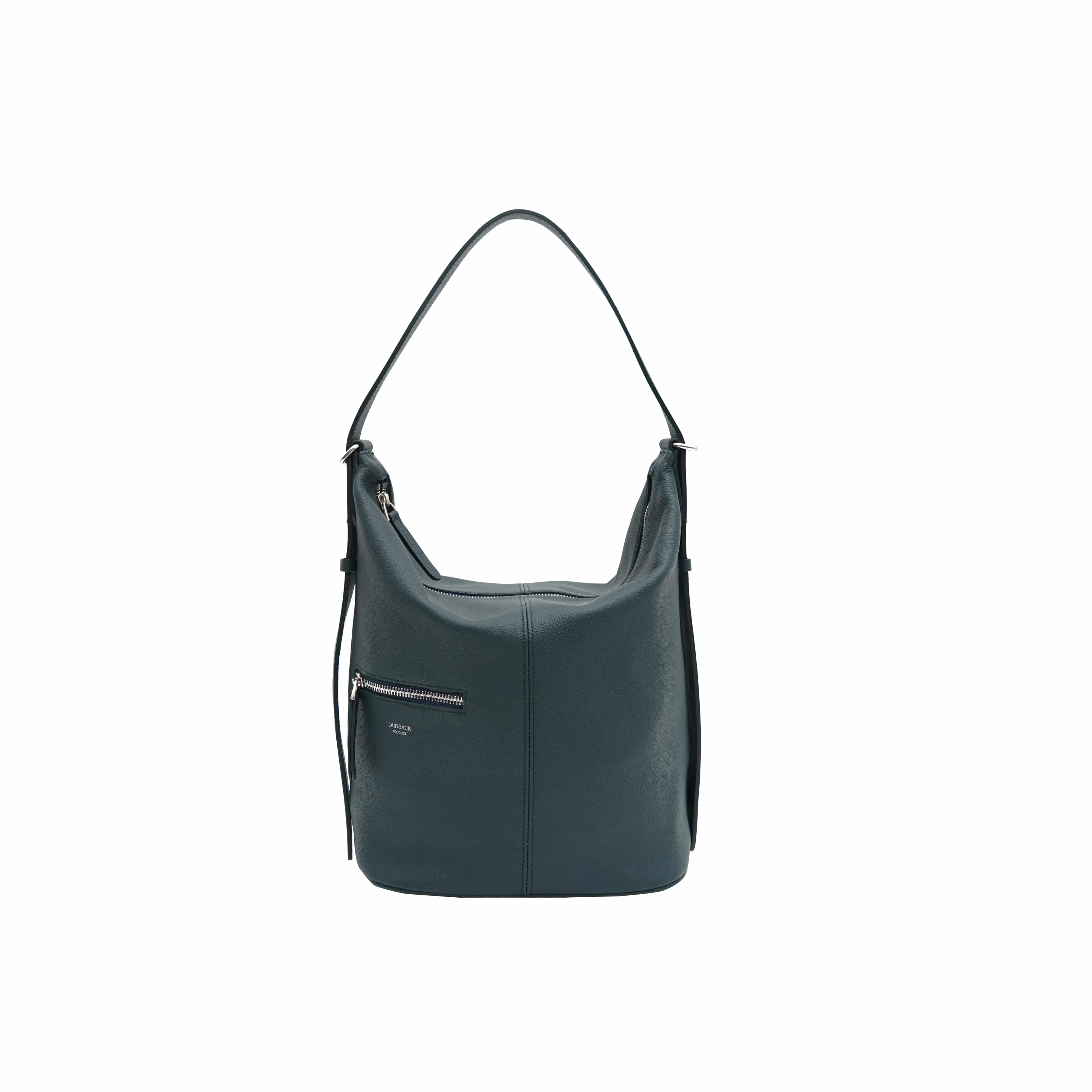 HAVE bag / deep green